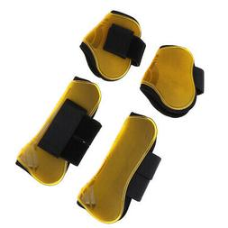 Horse Tendon Boot Front Hind Leg Protect Boot Equestrian Pro