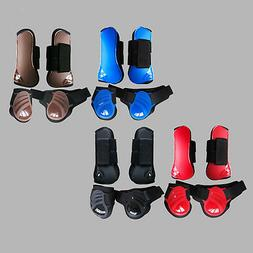 Horse Tendon Boots Fetlock Boot Jumping Front Rear Leg Prote