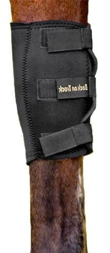 Back on Track 2-Piece 11.5 to 9.5-Inch Therapeutic Horse Kne