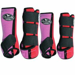 Med Professional Choice Elite Sports Horse Medicine Boots 4