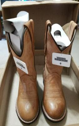 Smoky Mountain Western Boots Size 9  Boys or Girls Bomber Ta